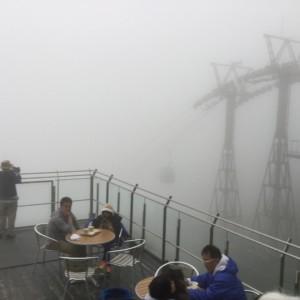 そして、トマム山からの下山~トマム旅行記11