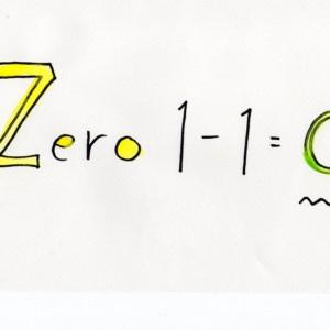 にらづかかずこのアルファベットイラスト  Z